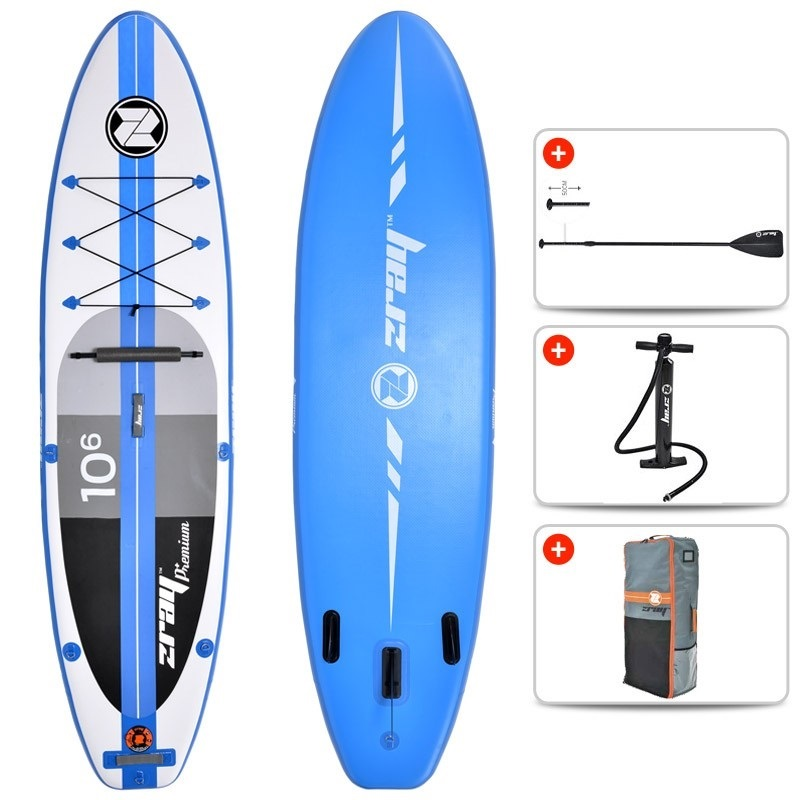 ZRAY SUP BOARD model A2 . Надувная доска для sup-бординга ZRAY SUP BOARD  model  A2